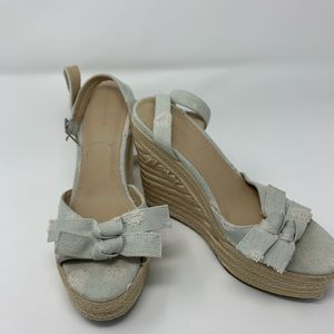 Kendall & Kylie wedges. Size 9